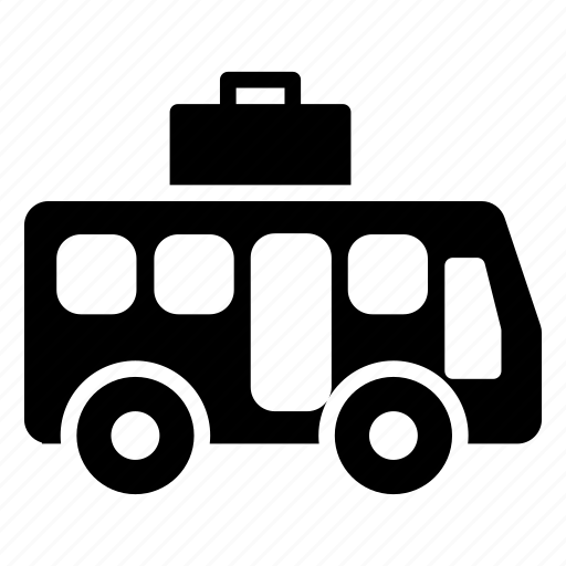 Automobile, bus, travel, van, vehicle icon - Download on Iconfinder