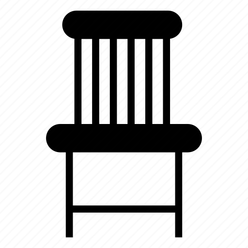chair, furniture, interior, seat, sit icon
