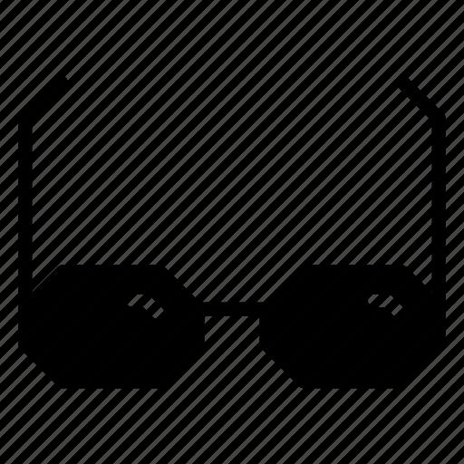 eyewear, fashion, glasses, goggles, view icon