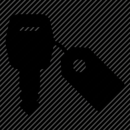access, house, key, lock, open icon