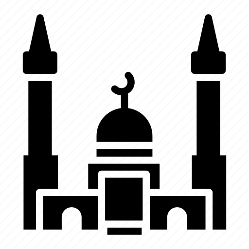 Building, mosque, muslim, prayer, religious icon - Download on Iconfinder