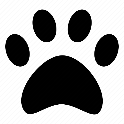 Animal, cat, foot, paw, pet icon - Download on Iconfinder