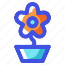 flower, holiday, nature, summer, travel, vacation icon