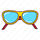eye, hot, protection, sunglasses icon