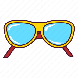 eye, hot, protection, sunglasses icon
