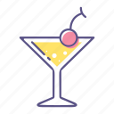 alcohol, bar, beverage, cocktail, drink, liquor, refreshment icon