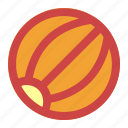 ball, beach, holiday, play, summer, vacation icon