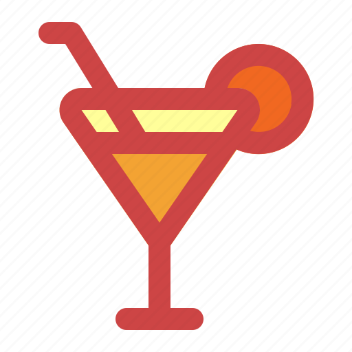 beach, cocktail, drink, holiday, party, summer icon