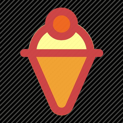 cream, food, holiday, ice, junk, summer icon