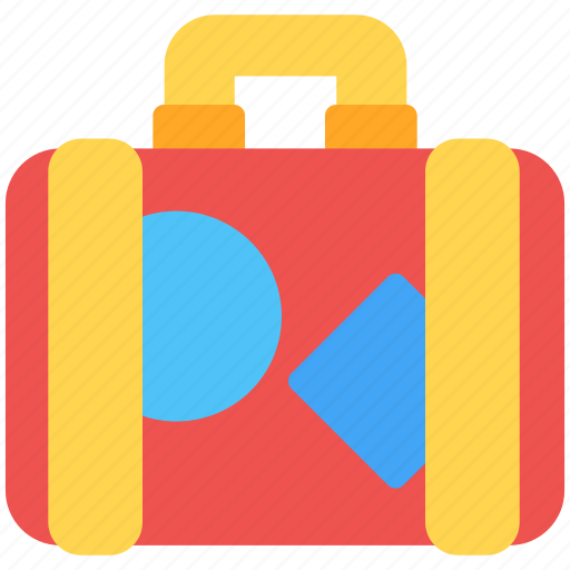 bag, bag holiday, business, holiday, suitecase, summer, travel icon