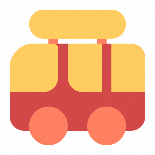 camper, holiday, summer, travel, truck, vacation, van icon