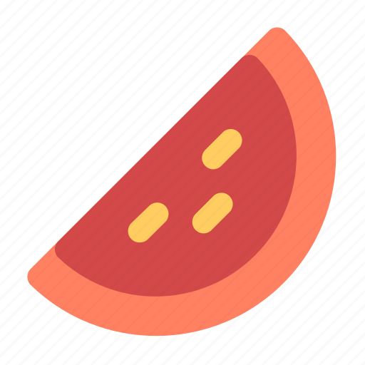 food, fruit, holiday, summer, vacation, watermelon icon