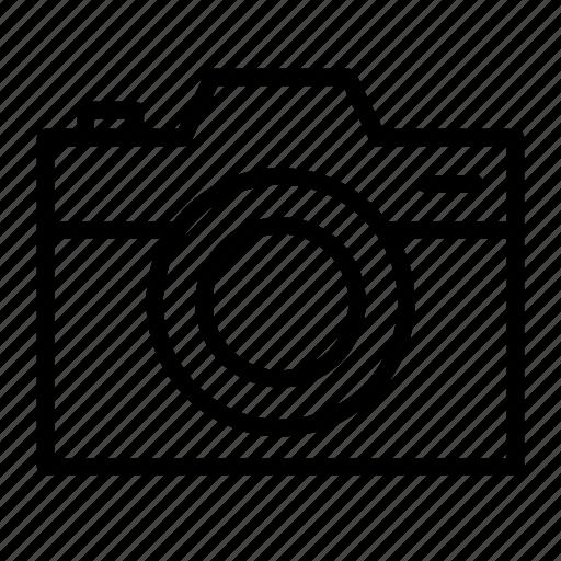 beach, camera, photo, summer, vacation icon