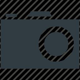 digicam, digital camera, photo camera, photo shot, photography icon