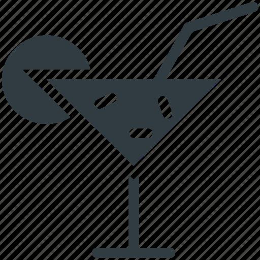 Fruit drink, juice, lemonade, orange juice, orange slice icon - Download on Iconfinder