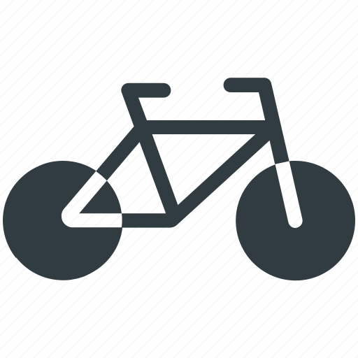 Bicycle, bike, cycle, pedal cycle, push bike icon - Download on Iconfinder