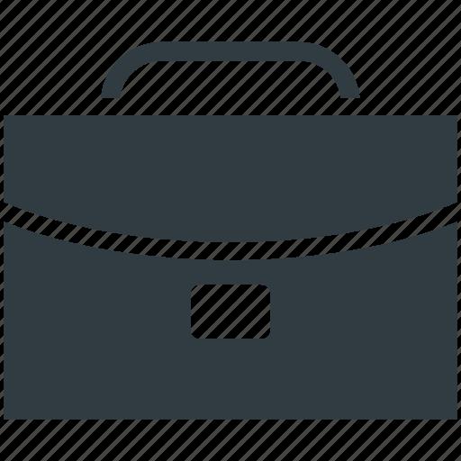 Bag, briefcase, business bag, portfolio, suitcase icon - Download on Iconfinder