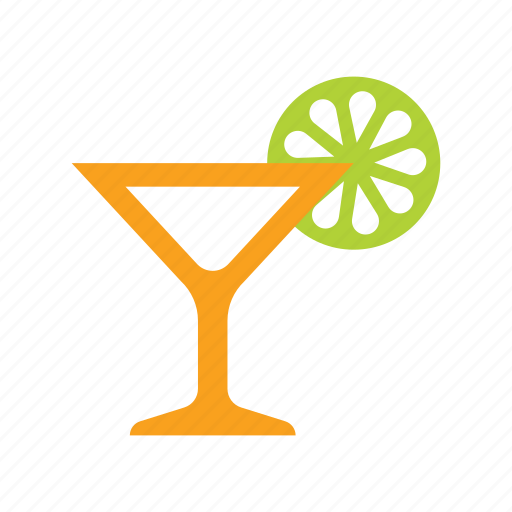 beverage, club, cocktail, drink, lime, orange, summer icon