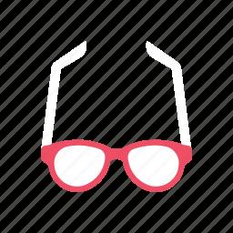 accessory, eye, fashion, glasses, holiday, summer, sunglasses icon