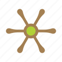 boat, marine, navy, ship, steer, summer, wheel icon