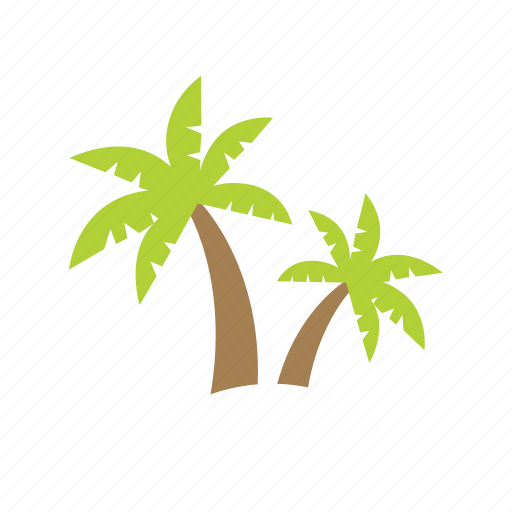 beach, coconut tree, palm, plant, summer, tree, tropical tree icon