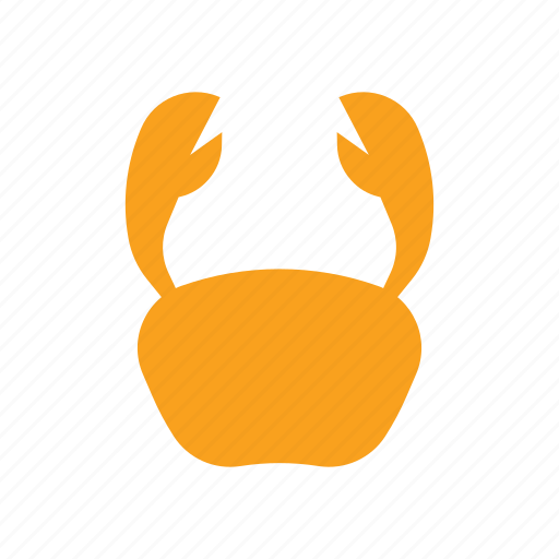 animal, crab, food, ocean, sea, seafood, summer icon
