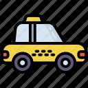 car, public transport, taxi, vehicle, automobile, cab, passenger car