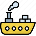 boat, ocean, sail, see, ship, transport, vehicle