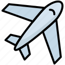 travel, plane, airplane, flight, vacation, holiday, summer vacation