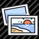 beach, photo, sea, summer, travel, tree, vacation