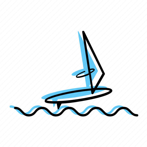 Beach, enjoy, holiday, sea, summer, surf, surfing icon - Download on Iconfinder
