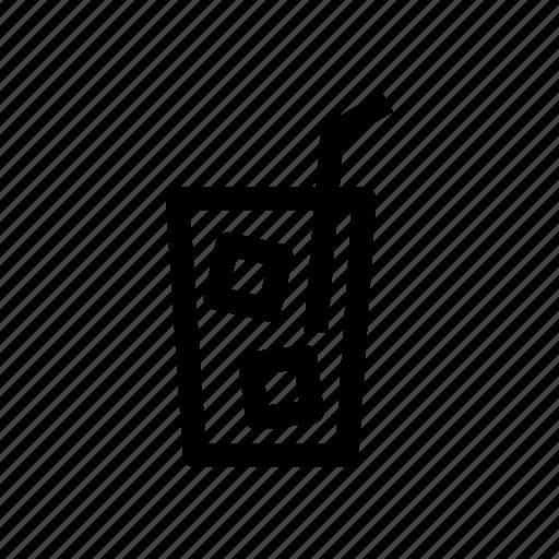 drink, soda, soft drink, summer, vacation icon