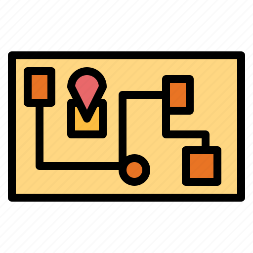 Location, map, pin, position icon - Download on Iconfinder