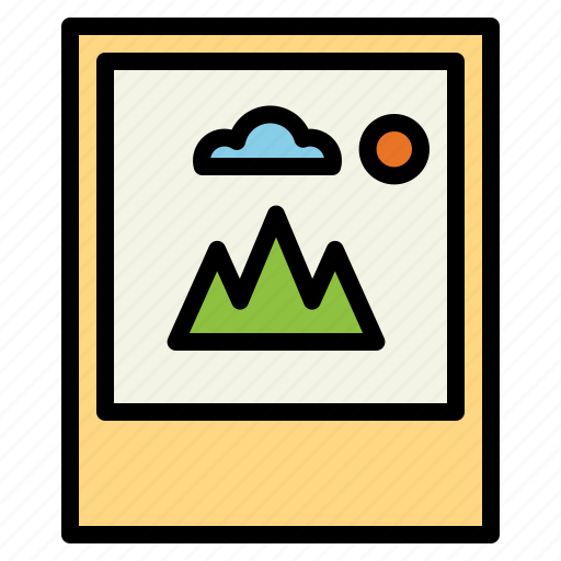 Interface, landscape, photo, photography icon - Download on Iconfinder