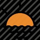 sunset, sun, sea, summer, weather, ocean, forecast