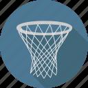 basket, basketball, net, sport icon
