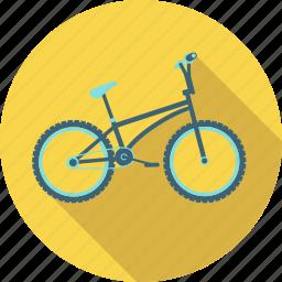 bicycle, bike, cycling, mtb, sport icon