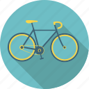 bicycle, bike, cycling, exercise, outdoor, road, sport icon