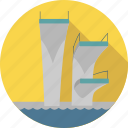 diving, jump, jumping, pool, sport, swimming, water icon