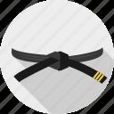belt, fight, fighting, judo, judogi, sport, sports icon