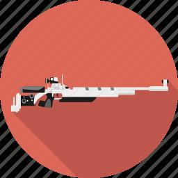 equipment, gun, pistol, shooting, shot, sport, trigger, weapon icon