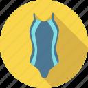 costume, female, sport, suit, swim, swimming, swimsuit icon