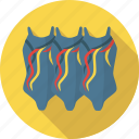 sport, suit, swim, swimming, swimsuit, synchrone, synchronized icon