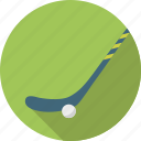 ball, blade, grass, grass hockey, hockey, sport, stick icon