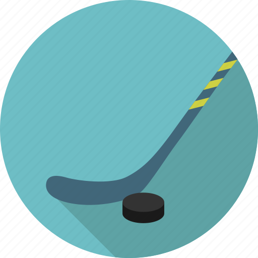 ball, hockey, ice, puck, sport icon