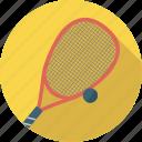 ball, game, racket, sport, squash icon