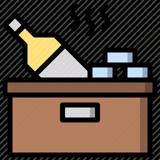 beverage, drinks, glass, soda icon
