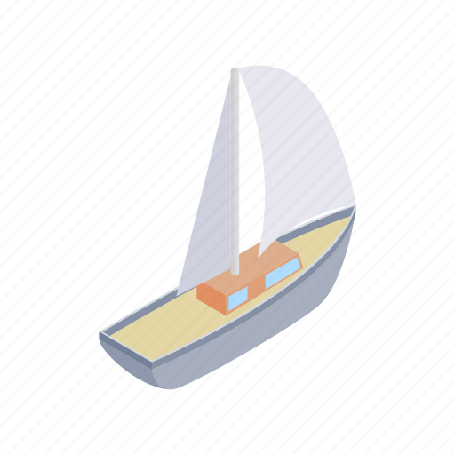 nautical, sea, sport, travel, vacation, water, yacht icon