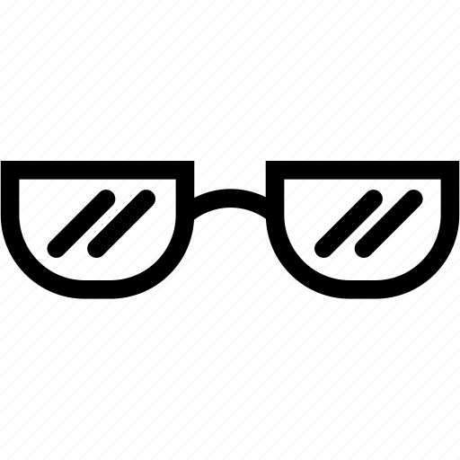 Glasses, shades, specs, spectacles, sunglasses, sunnies icon - Download on Iconfinder