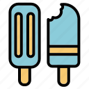 cold, ice, ice cream, summer icon